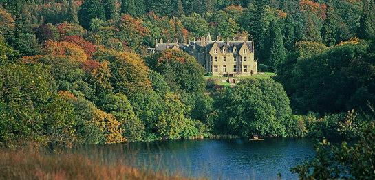 Hotels Scotland Restaurants